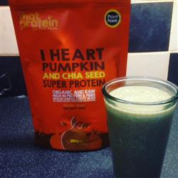 Emma B. verified customer review of I Heart Pumpkin and Chia Seed Super Protein