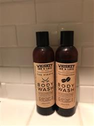 Nicole A. verified customer review of The Pirate Body Wash