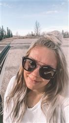 Vanessa D. verified customer review of ZOEY - BLACK + GREY + POLARIZED