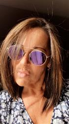 Bernadette B. verified customer review of JESSIE JAMES DECKER - SKYE + BRUSHED SILVER + PURPLE GRADIENT POLARIZED