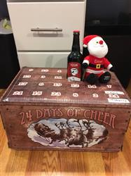 Laurie L. verified customer review of Vintage Crate Advent Calendar