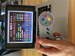 Anonymous verified customer review of Super SNES Style Retro USB Gamepad  (Raspberry Pi / Windows / Mac Compatible)