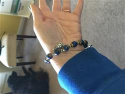 Harvey S. verified customer review of Tibetan Healing Stone Buddha Bracelets