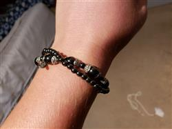 Julie B. verified customer review of Magnetic Energy Protection Bracelet Set