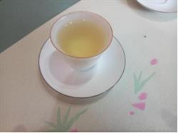 Liber verified customer review of Premium white tea--Crystal Needle