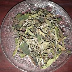 verified customer review of Organic Loose Leaf White Tea--Breezy Peony