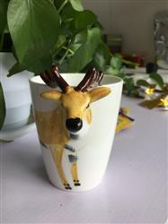 John verified customer review of Creative Animal DIY Mug (personalised mugs/custom mugs)