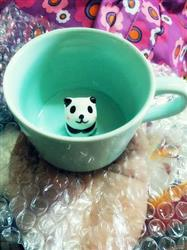 Jane verified customer review of Mug With Animal Inside
