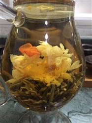 BigEd345 verified customer review of Natural Flavors of Blooming Flower Tea