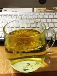 Tina verified customer review of Blooming Flower Tea - Chrysanthemum Tea