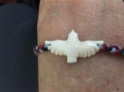 Jan P. verified customer review of Bird Bracelet