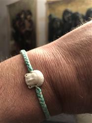 Philip W. verified customer review of Buddha Bracelet