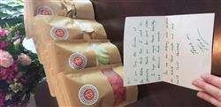 Caitlin D. verified customer review of Freeze Dried Seasonal Fruit Box