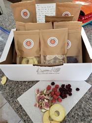 Alynn F. verified customer review of Freeze Dried Seasonal Fruit Box
