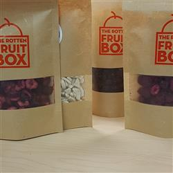 Lyn T. verified customer review of Freeze Dried Seasonal Fruit Box