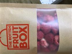 Jenna P. verified customer review of Freeze Dried Organic Strawberry Fruit Box
