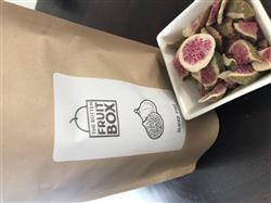 Annie C. verified customer review of Freeze Dried Fig Snack Pouch