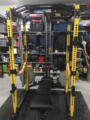 James S. verified customer review of Power Rack Attachments By B.o.S.