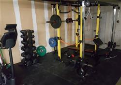 Chad C. verified customer review of Power Rack Attachments By B.o.S.