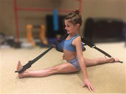 Tricia T. verified customer review of The Flexistretcher
