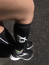 Glenda R. verified customer review of Calf Compression Sleeve
