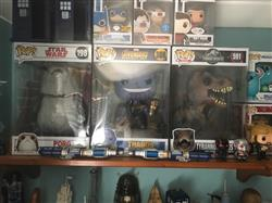 Ewan B. verified customer review of PRE-ORDER: PPJoe 10 Hulk Thor Ragnarok, Thanos, Mickey Mouse and Porg Pop Protector
