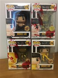 Anonymous verified customer review of PPJoe Pop Protectors 4 Blood Splattered, 0.45mm Thickness, Funko Vinyl Protection [Single]