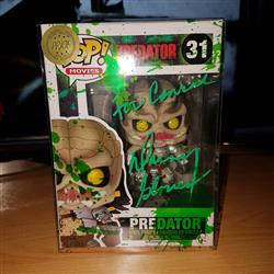 Conrad M. verified customer review of PPJoe Pop Protectors 4 Alien Blood Splattered, 0.45mm Thickness, Funko Vinyl Protection [Single]