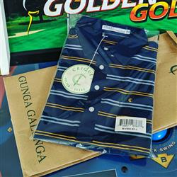Josh S. verified customer review of Striped Players Shirt - Wilson Stripe - Navy with Gold