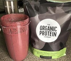Susan H. verified customer review of Organic Whey Protein Raw Cacao & Maca