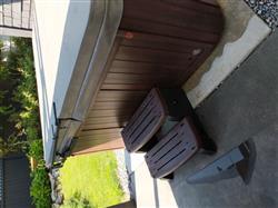 Talon T. verified customer review of Waterway Hot Tub Steps - Coastal Grey