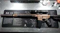 Gerardo D. verified customer review of Aero Precision M4E1 Threaded Stripped Upper Receiver