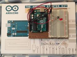 Thuy C. verified customer review of Arduino Starter Kit - Official kit from Arduino.org