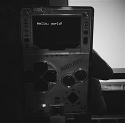 Anonymous verified customer review of Arduboy