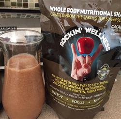 Colleen G. verified customer review of Chocolate Cacao