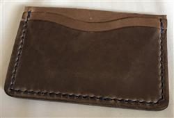 Shu Bor verified customer review of Driftwood Flat Wallet