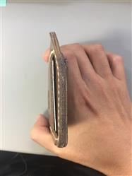 Benson verified customer review of Driftwood Flat Wallet