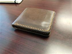 Jerod N. verified customer review of Driftwood 6 Card Traditional Leather Wallet