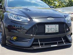 david y. verified customer review of Lamin-X Fog Light Kit - Ford Focus ST 2013-2014