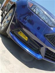 Lamin-X Foglight Covers - Ford Focus ST 2015-
