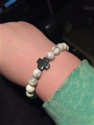 Robyn DiFranco verified customer review of Ivory Cross