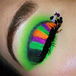 foxy_roxy_makeup verified customer review of Hocus Pocus | Halloween Body Glitter