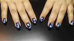 Leah B. verified customer review of 10pc Holiday Themed Nail Art Stamping Plates - Occasions Collection, Christmas + NYE