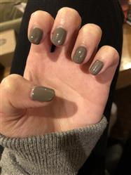 Hayley S. verified customer review of Nude Color Themed Nail Lacquer Gel Polish - Oasis Collection