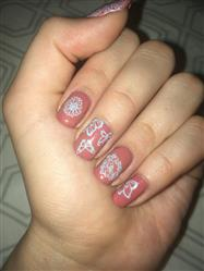 Graciella R. verified customer review of 1pc XL Nail Plate Around the World 2 - Aussie Roo'd Girl (BM-XL160)