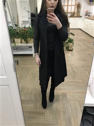 Lada Ankudinova verified customer review of Sexy Square Heel Over The Knee Boots