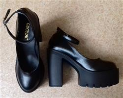 Missy Arnold verified customer review of High Casual Platform Shoes