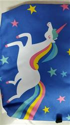 Anita Wright verified customer review of FREE! Full-Print Cosmetic Pouch Bag Unicorn Collection