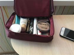 Kelly Stowers verified customer review of Make Up Cosmetic Organizer Bag