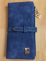 Anne Sampson verified customer review of Nubuck Leather Two Fold Zipper Wallet